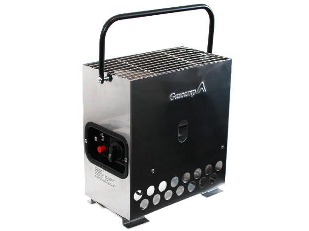 Heatbox 2000 camping chauffage chauffage au gaz Thermostat Chauffage du propane Réchauffeur vigoureuse